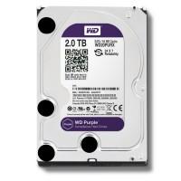 Hard disk 2T WD WD20PURX 2000GB 2 TB per Sistemi di Videosorveglianza DVR NVR AHDVR CVR