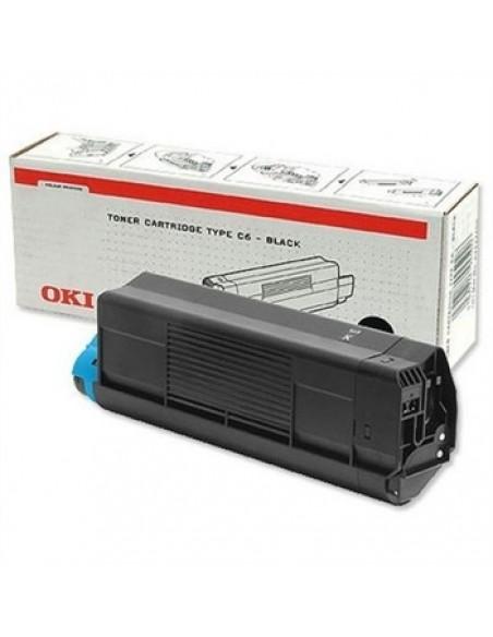 Toner Oki C3100 ORIGINALE 42804516 -3000 PAGINE NERO