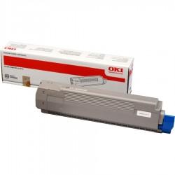 OKI TONER 44643004 COLORE NERO - C801/ C821 7000 pagine ORIGINALE