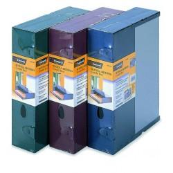 Scatola Archivio Combi Box E500 Fellowes in polipropilene - Dorso 9 mm - VARI COLORI A SCELTA