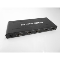 Splitter Video HDMI 1x4 1 Input n 4 Output 1080p supporta 3D HD