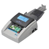 Nuovo Verifica Conta banconote false aggiornabile 5 controlli SIZE RGB MG IR UV - CO SUPPORTO BANCONOTE SUL RETRO