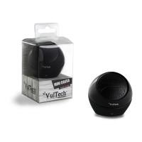 Mini cassa acustica- Autoalimentata Aux 3.5mm - Nera