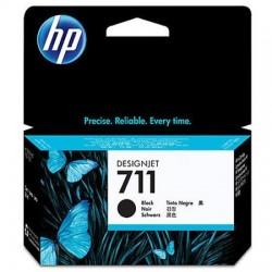 HP 711 cartuccia originale colore BLACK CZ129A