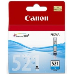 CANON CLI 521BK ORIGINALE COLORE BLACK CLI 521BK 2933B001