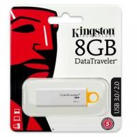 PENDRIVE KINGSTON 8GB G4 MEMORIA USB 3.0 2.0 8 GB ORIGINAL PENNA DRIVE DTIG4/8GB