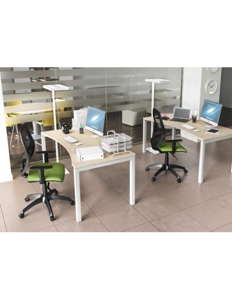 Composizione Workstation - postazione di lavoro LANZAOX09 - MADE IN ITAL
