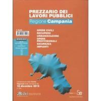 Prezzario dei Lavori Pubblici 2016 - Regione Campania