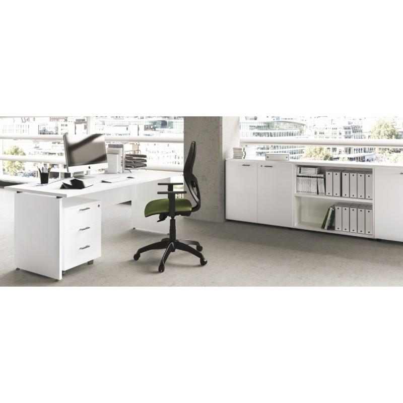 Composizione Workstation - postazione di lavoro LANZAox16 - MADE IN ...