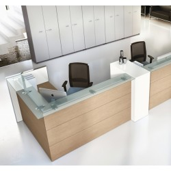 Composizione Workstation - postazione di lavoro LANZAox16 - MADE IN ITALY