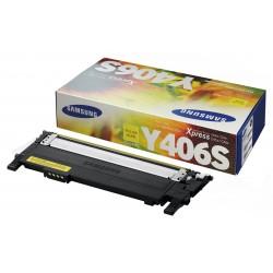 Samsung CLT-Y406S toner originale giallo (1800 pagine)