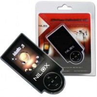 Nilox MP4 Player Media Station 100 2GB