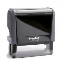Timbro Trodat Printy 4915 - 70 x 25 mm - max 5 righe