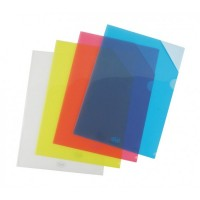6 Cartellina di presentazione in PP con due tasche interne formato A4