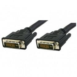 Cavo Monitor DVI digitale M-M Dual Link 1.8 metri