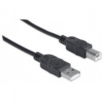 Cavo USB 2.0 A Maschio - B Maschio 5 metri
