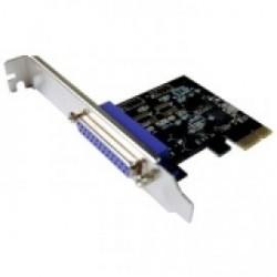 Scheda Porta Parallela PCI Express Longshine LCS-63190