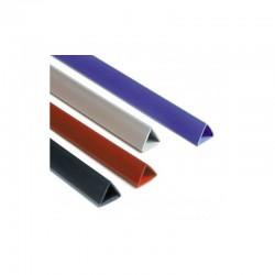 Dorsi rilegafogli N. 50  da 3 mm - Blu