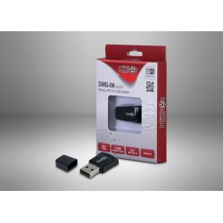 Adattatore Wireless Usb Inter-Tech Wireless + Bluetooth USB DMG-06 150Mbps