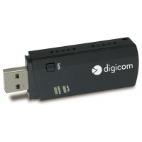Chiavetta Wireless 600AC Dual Band USB Dongle 2.4GHz e 5GHz Concurrent