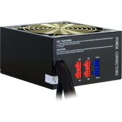 Alimentatore 750W Combat Power 140mm