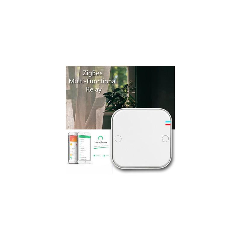 zigbee multifunctional box porte garage finestre elettriche etc smart home lanza ufficio srl. Black Bedroom Furniture Sets. Home Design Ideas