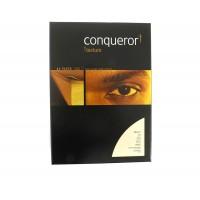 CARTA PER LETTERA CONQUEROR - A4 - 21X29,7 CARTA A4 BIANCO MARTELLATO 100 G/MQ  (CONF.50)