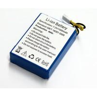 Batteria Litio 1000mah 7.2V per VERIFICA BANCONOTE LA325 e LA355