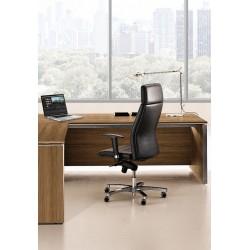 Seduta direzionale Neochair con schienale alto e braccioli regolabili