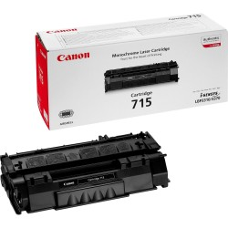 Toner Originale 715 Cartridge per i-SENSYS LBP3310/3370