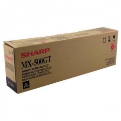 TONER NERO SHARP MX-500GT ORIGINALE