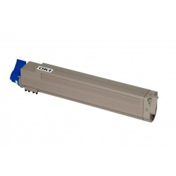 Toner Giallo compatibile con OKI C801 dn/C801 N/C801dn/C821/C821 N/C821dn