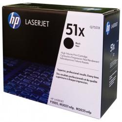 Toner Originale HP Q7551X 13.000 Pagine P3005 M3027 M3035 51X - SPEDIZIONE IMMEDIATA