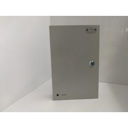 Alimentatore switching 12V 12000MA 12A 18 CANALI CH - Videosorveglianza - BOX ACCIAIO - CASSETTA con chiavi