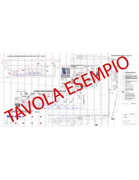 Pottaggio / Stampa a COLORI formato A0