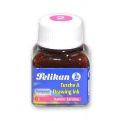 Inchiostro di china colore Nero perla n 17 Pelikan 10 ml boccetta - 523