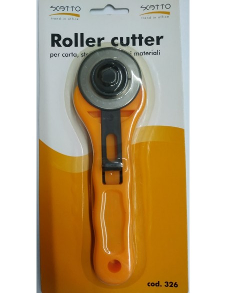 ROLLER CUTTER SCATTO COD. 326