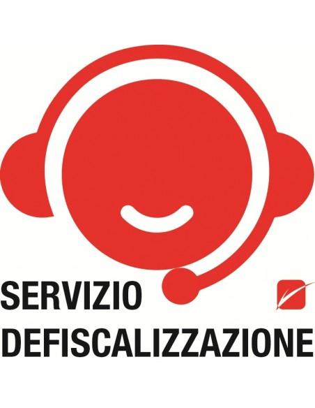 SERVIZIO DEFISCALIZZAZIONE REGISTRATORE DI CASSA 360° - RITIRO / DEFISCALIZZAZIONE / REINVIO