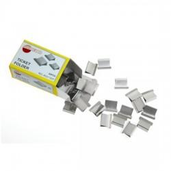 Molle in acciaio per sparamolle Conf. da 24 scatole (50 pz. per scatola) TICKET FOLDER