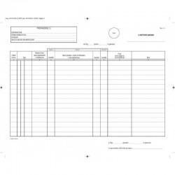 Registro Stupefacenti e Sostanze Psicotrope Carico e Scarico unità operative 100 pagine