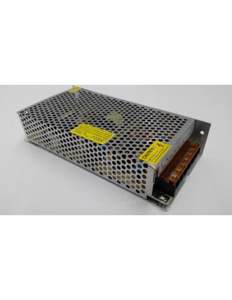 Alimentatore switching 12V 10000MA 10A 120W STABILIZZATO - Videosorveglianza -