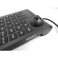 MINI HD PTZ Controller with 2D (Pan/Tilt) Joystick