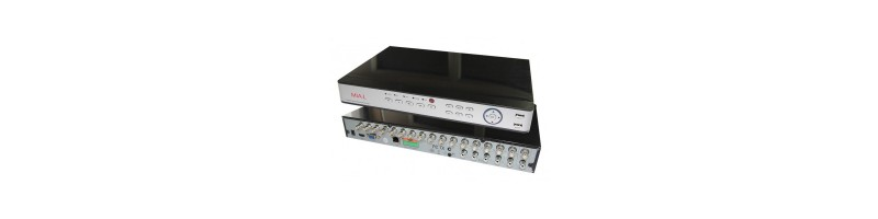 DVR --- DIGITAL VIDEO RECORDER