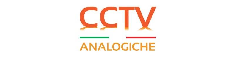 TELECAMERE ANALOGICHE - CCTV