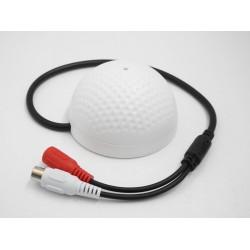 Microfono ambientale 150mq alta sensibilità regolabile cablato