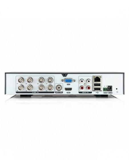 Universal Video Recorder Ibrido 5 In 1 - 8 Canali Analogici + 8 Digitali 1080P 7008-RTP
