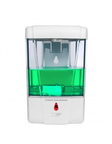 Dispenser Automatico Sapone Gel Igienizzante Sensore 700ML Piantana Muro